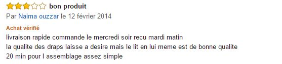 commentaire du berceau Honey bee